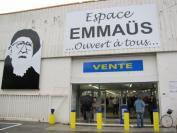 Nouvel Espace Emmaüs - 72 Avenue de Mayenne à Laval.